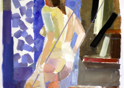 05-Nude-On-A-Staircase-2007